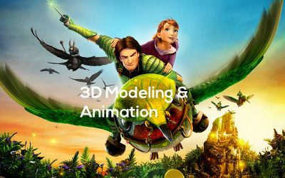 3D Modeling & Animation